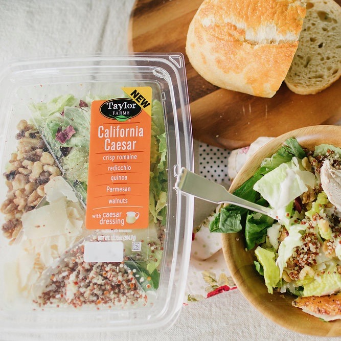 Fit Nutritious Meals into Your Busy Life with Crafted Salad